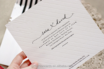 affordable letterpress wedding invitations - Affordable Letterpress Wedding Invitations