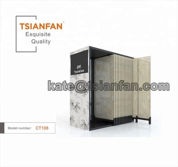 CT108-high quality tile display stand