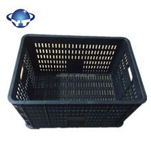 Wholesale good quality plastic stackable crate