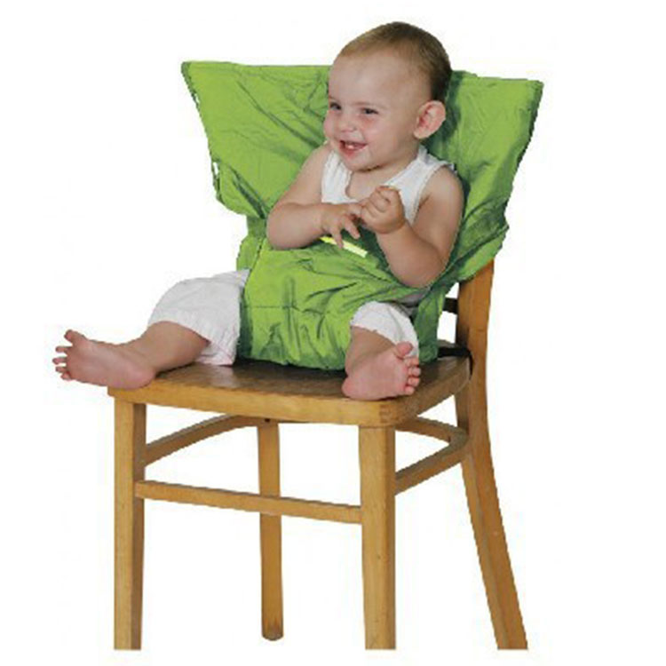 Lightweight infant safety harness foldable baby chair harness