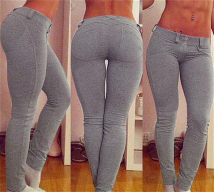 Chaude Femmes GYM Yoga Pantalons De Sport Legging Collants D entraînement Sport  Fitness Musculation Et 16f447a4cc5