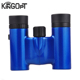 Kingopt Christmas Gift 8x21mm Kids Compact BInoculars Telescope