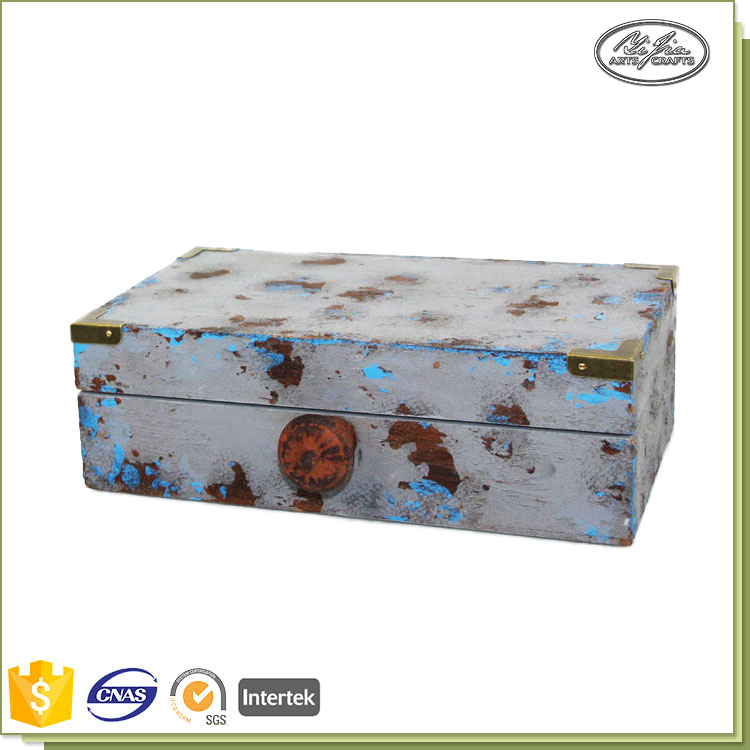 Newest high performance customized wooden jewelry box kit