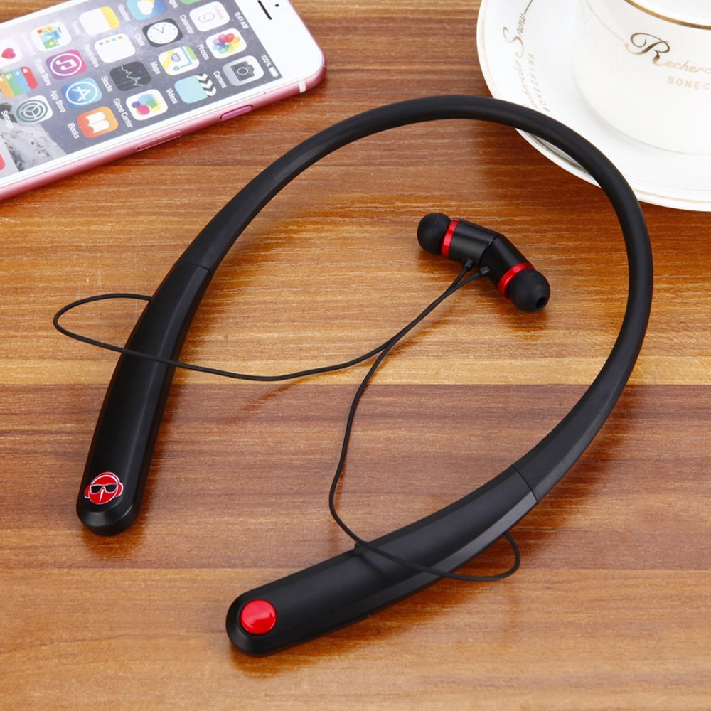 China Lightest Bluetooth Headset Sniper Handsfree Sport Black Gold Manufacturers And Suppliers On
