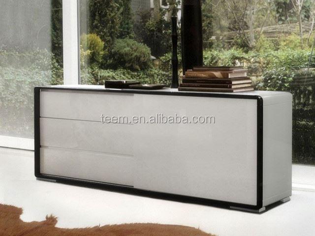 Keukenkast Wit Hoogglans : Dressoir wit hoogglans trendy hoogglans dressoir wit luxe beste