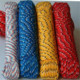 Color PP/Polyester/Nylon/PE/polypropylene monofilament Braided Rope