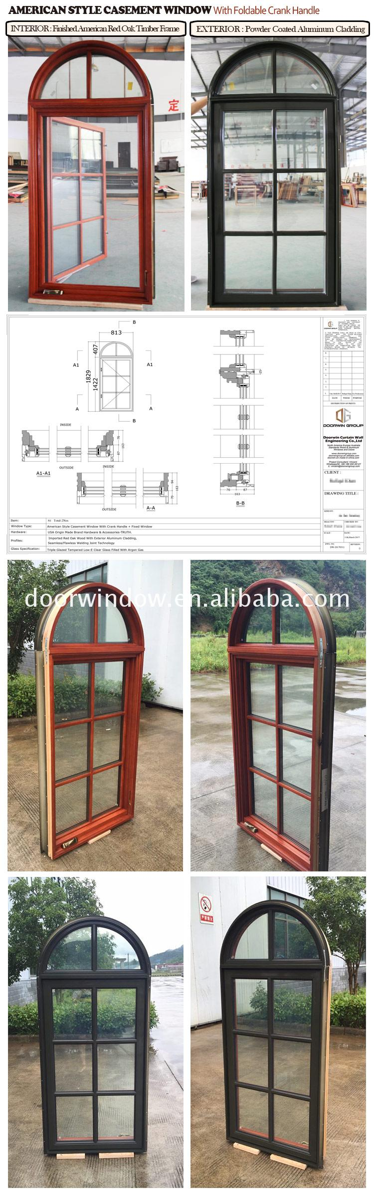 American style casement window with crank handle wooden sash profiles profiles for doors and windows