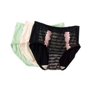 f2e94a6c6bf Manufactory Wholesale women underwear set net briefs Professional  manufacturer