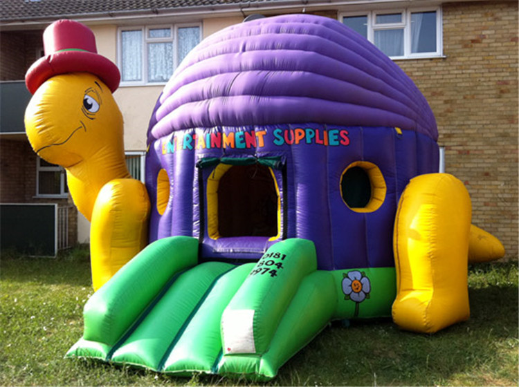 inflatable turtle bouncer /hire jumping castle sale/inflatable castle turtle