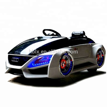 Kids Ride On Electric Toy Car With Led Wheels Kkl 6688 Buy Kids