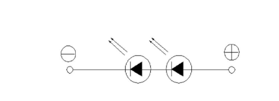 مصدر ضوء Led و ضوء شرائط البند نوع 6 V 200ma smd led 3535 للتلفزيون الخلفية