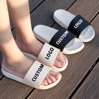 High Quality Comfortable Slide Sandals Branded Plain Custom Made Slippers