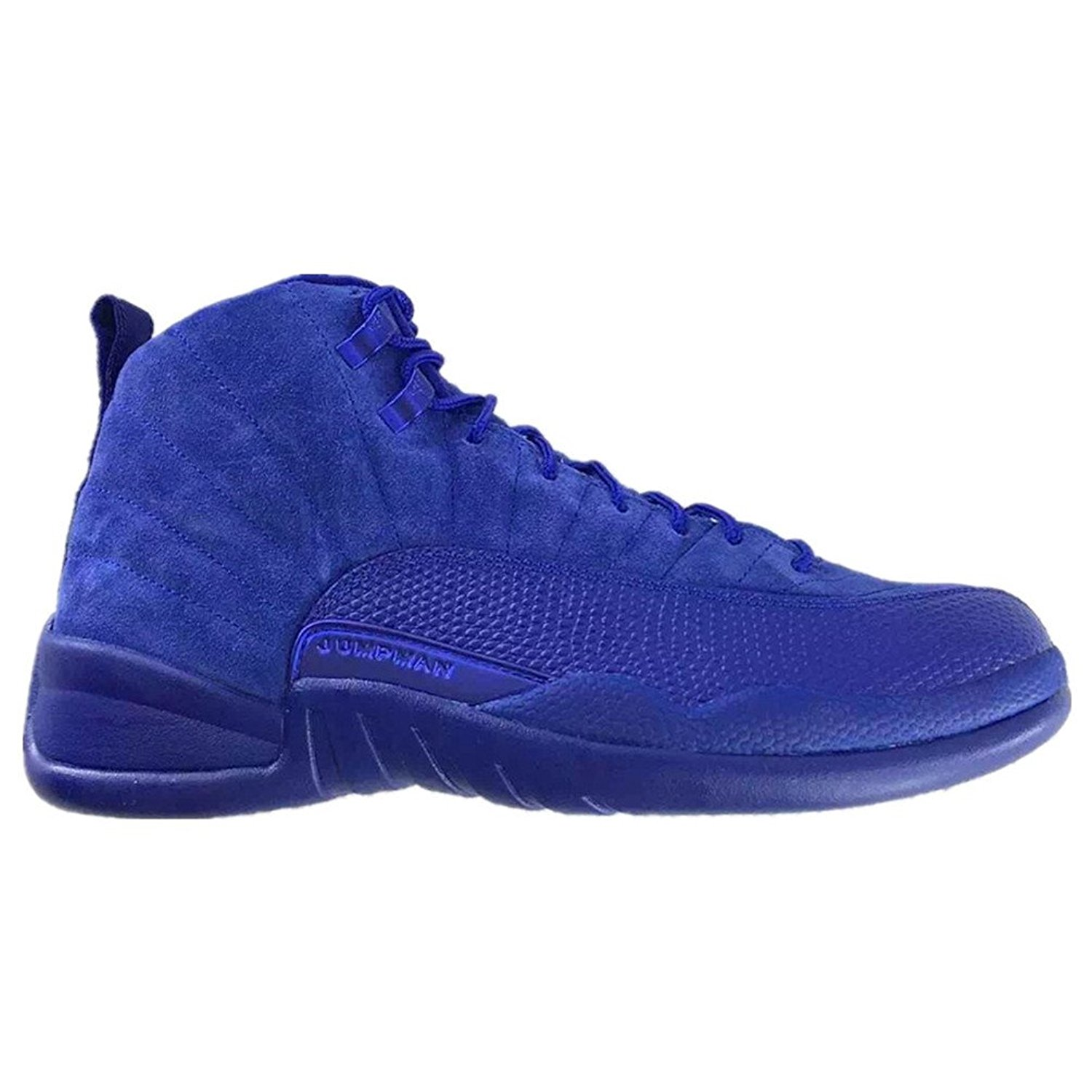 345688e6ef2 Get Quotations · Air Jordan 12 Premium Royal Blue AJ12 Basketball Shoes  130690-400 Men US8