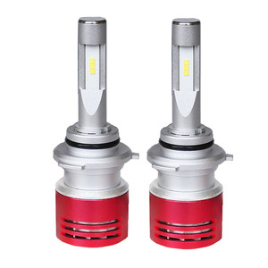 V5 Car Styling 60W 8400LM High Power LED Headlights Bulb 6000K