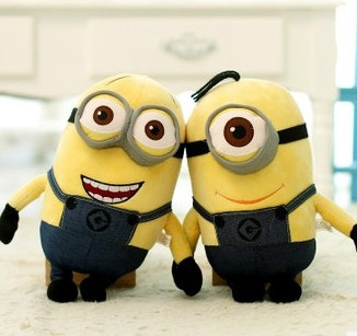 huge stuffed animals cheap cuddly minions for gifts plush toy