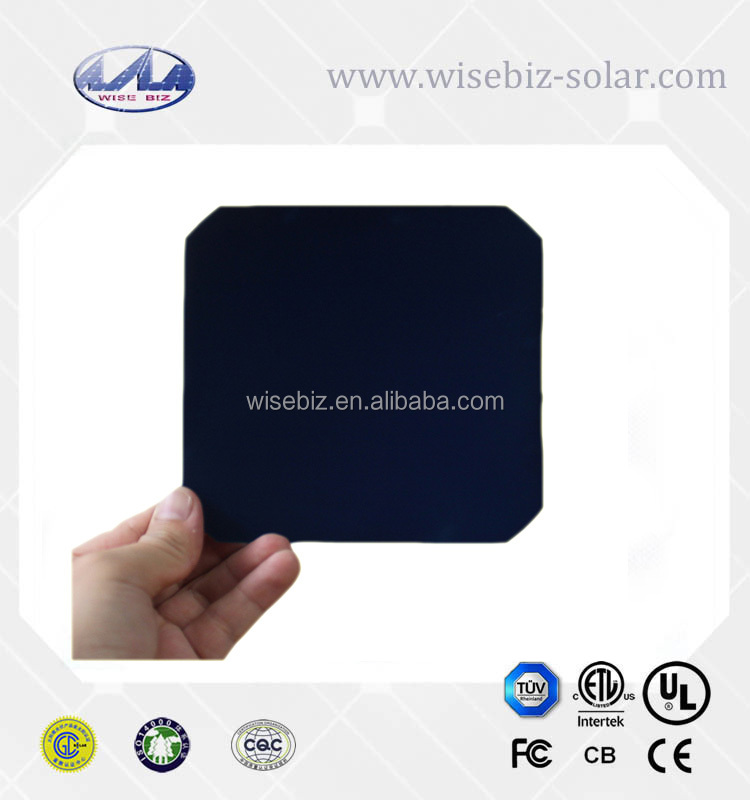 125*125mm Sunpower maxeon c50 c60 Solar Cell for flexible solar panel