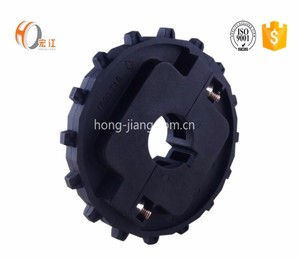 H1600 modular plastic conveyor belt gear molded split drive idler sprocket