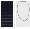 batteries solar 110w flexible solar panel