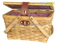 Buy The cheap empty picnic basket for in China on Alibaba.com
