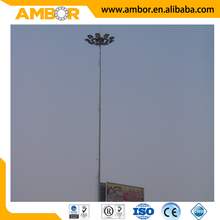 Good price economical steel basketball pole