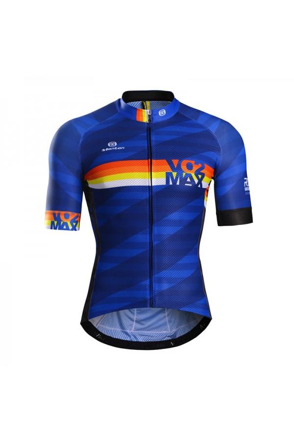 Sky Blue Cycling Jersey fb577a633
