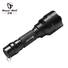 Powerful military 10W CREE XM L2 police led flashlight torch