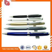 Office gifts Creative Stationery promotional cheap metal ball pens
