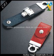 2014 promotional budget usb disk,usb flash disk,leather USB Flash