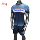 High Quality professional mens 100% polyester soccer jerseys