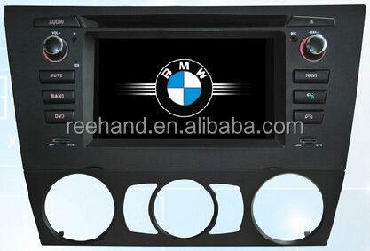 6.2inch S100 Car Stereo For BMW E90 Manual With GPS Navigation 3G WIFI Bluetooth iPod A8 Chipset 1G CPU Free Map