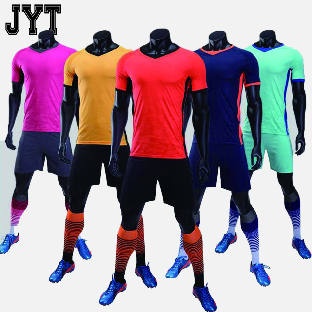 2017 2018 uniform soccer free shipping customize juventus jersey football shirts thai quality100% polyester