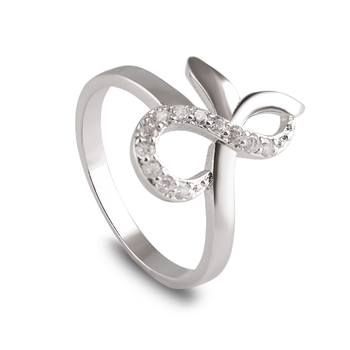 Wholesale Diamonds Rings Price In Pakistan White Gold Plated Pave