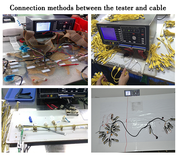 High Quality Test Machine For Car Wiring Harness,Motorcycle Wiring on