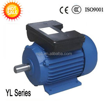 Yl90l 2 3Hp Double Value Capacitor Asynchronous Motor