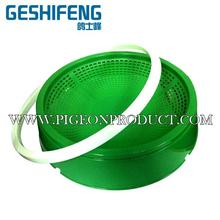Professional simulation pigeon nest in green color pigeon nests for sale with CE certificate