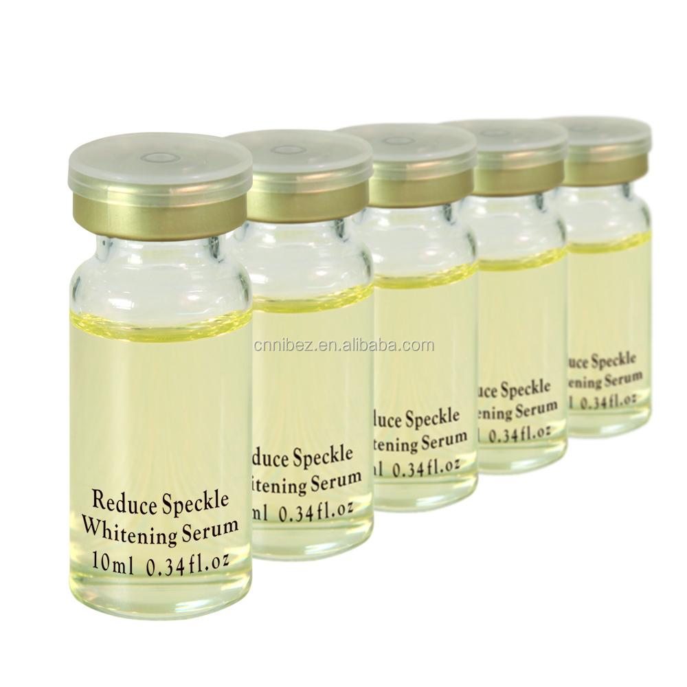 Private Label Skin Care Organic Freckle Reduce Skin Whitening Serum Facial  Serum Dark Spot Removing Serum - Buy Dark Spot Removing Serum,Whitening
