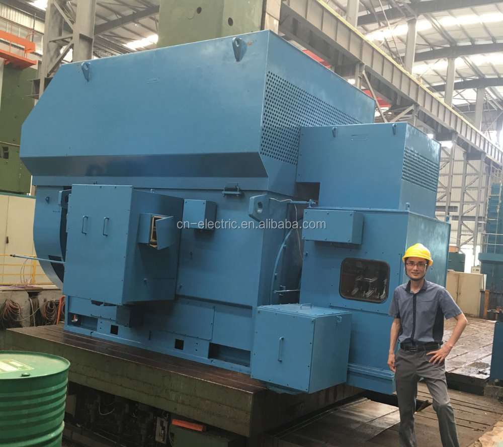 Sugar Rolling Mill wound rotor slip ring Motor