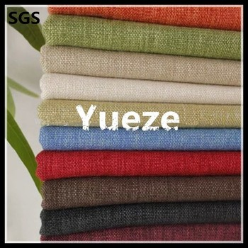 Linen Fabric For Sofa Manufacturers In China