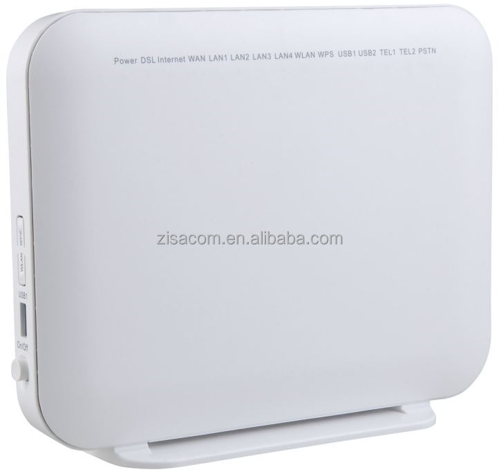 LTE modem VDSL2 IAD router with 11ac wifi and VOIP port