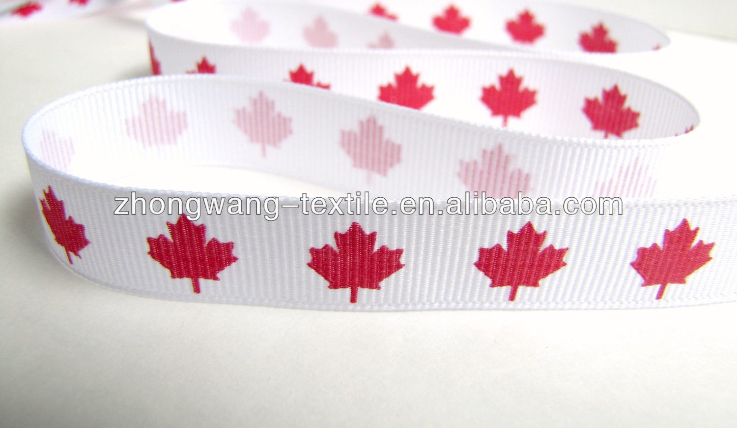 maple leaf ribbon maple leaf ribbon suppliers and manufacturers