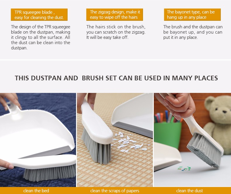 Sofa Set Cleaning: Boomjoy Mini Dustpan And Brush Set Cleaning Tools For