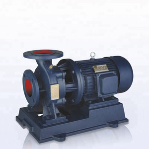 horizontal inline pumps isw 2 inch inline water booster line pump