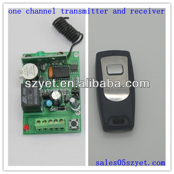 Best-selling 1 Channel 315mhz 433mhz 12v 10a Radio Frequency Wireless  Remote Switch - Buy Remote Switch,Wireless Relay Switch,Wireless Remote  Switch