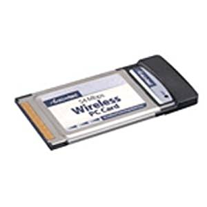 ActionTec 54 Mbps Wireless PC Card New