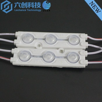 2016 Newest led injection module 12v IP65 three years warranty