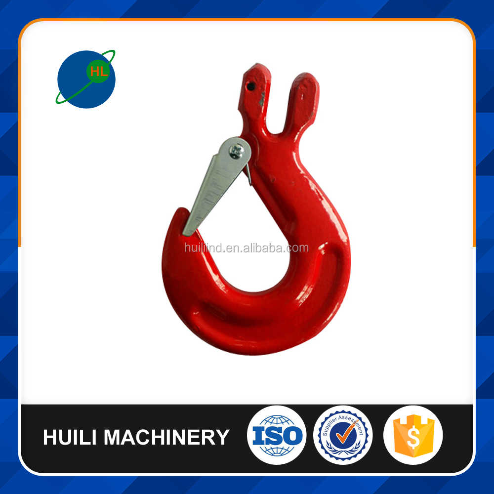 clevis hooks with latches1/4''