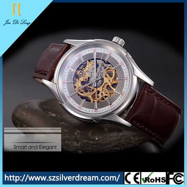 Selling Men's Flying Tourbillon Automatic Mechanical Tourbillon Watch