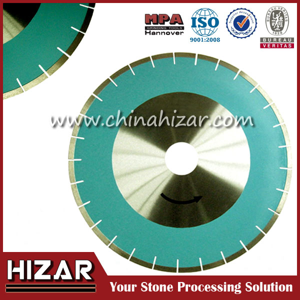 Thin granite and marble Diamond Blades/cutting disk saw blades