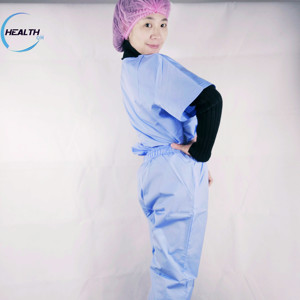 Europe hospital scrubs doctor scrub suit design disposable pants