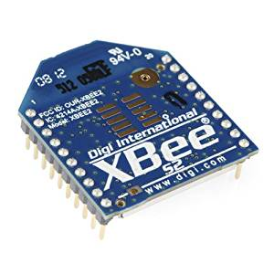 Angelelec DIY Open Source XBEE Zigbee Communication Module, XBEE 2MW PCB Antenna Wireless Transmission Module,Wireless Transmission Module,Improves The Output Power and Transmission Protocol,ZB Zigbee